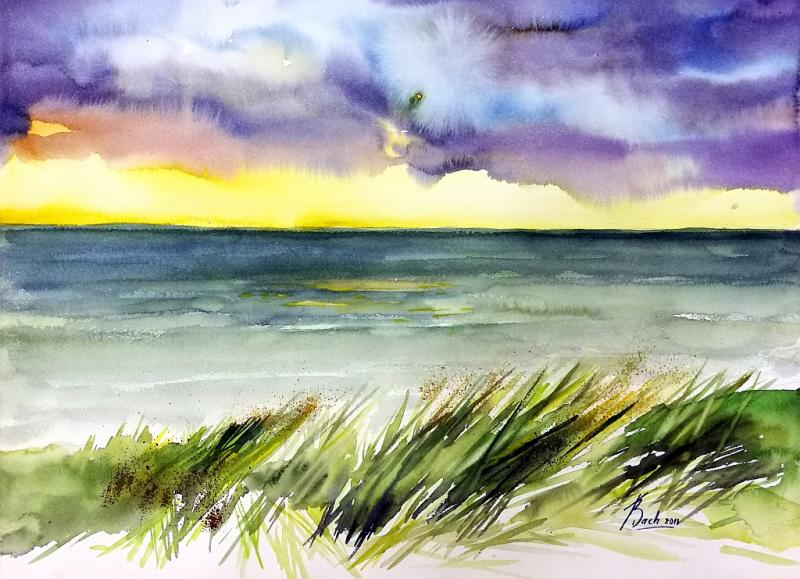 Grundlagen der Aquarellmalerei